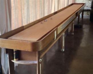 american 22 foot shuffleboard