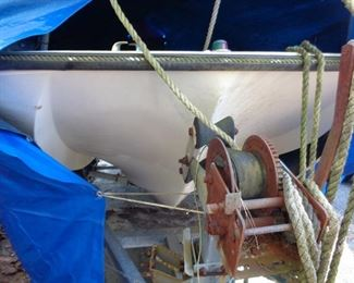 hull of 1988 Wahoo