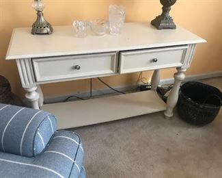 2 Drawer Sofa Table $ 214.00