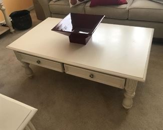 2 Drawer Coffee Table $ 198.00