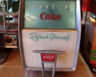 Vintage Coca Cola Soda Dispenser
