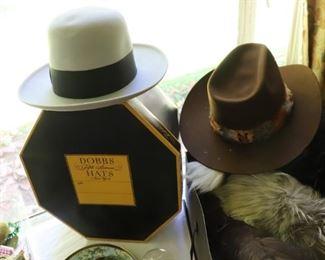 Vintage Men's & Women's Hats