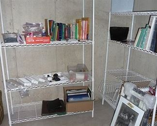 Shelving & Misc. Items