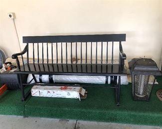 Deacons bench