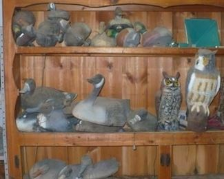 LOTS OF DECOYS