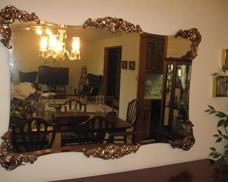 Beautiful Vintage Mirror...