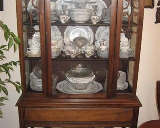 Small Vintage China Cabinet...