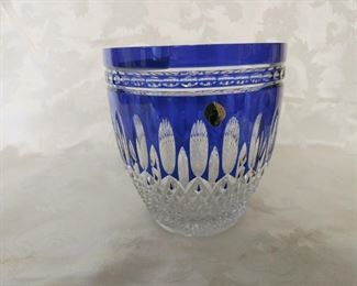 Waterford Clarendon Cobalt Ice Bucket