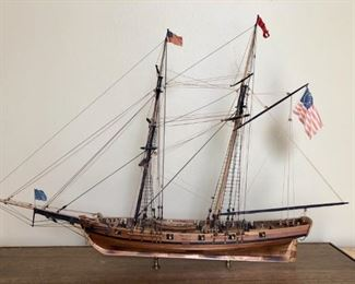 Northern Light American Clipper Ship
