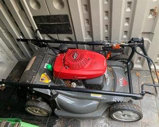 Honda Versamow 4 IN 1 System Lawnmower