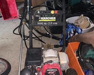 Karcher 3000 Pressure Washer