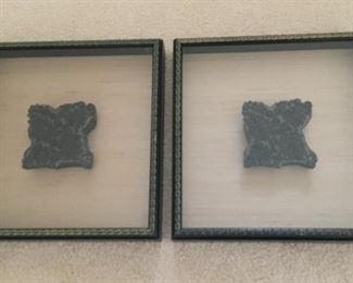 Framed Stone Blocks.
