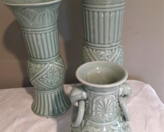Set of vases by Andrea by Sadak.