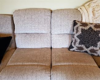 All neutral sectional sofa