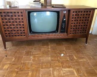 Claritone TV Stereo & Radio