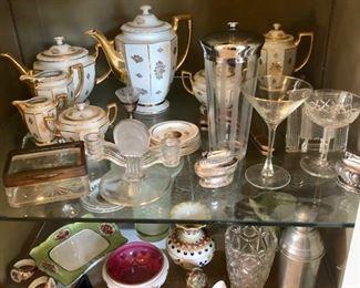 Antique Porcelain collectibles
