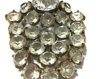 Eisenberg Original Vintage Jewelry Brooch