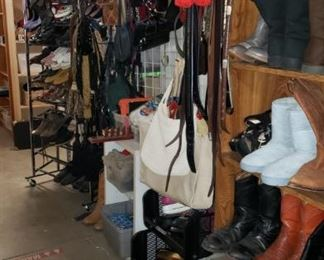 shoes, purses and more