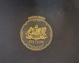 Vintage Stetson hat
