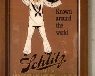 Vintage Schlitz Beer