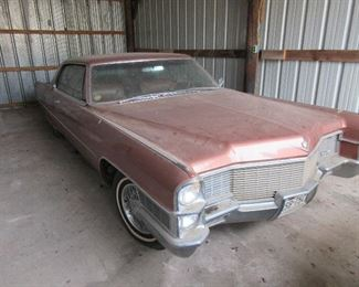 1965 Cadillac Coupe De Ville AVAILABLE FOR SALE NOW