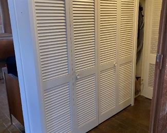 Kitchen Pantry Doors + Frames $175