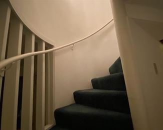 Two part circular stairwell $750 all