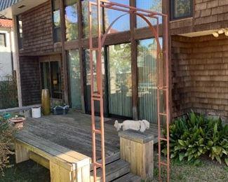 Box Iron Garden Entry $300