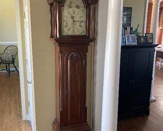 Grandfather clock (John Goddard) RARE FIND!