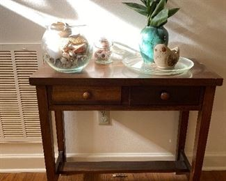 Entry table $70
