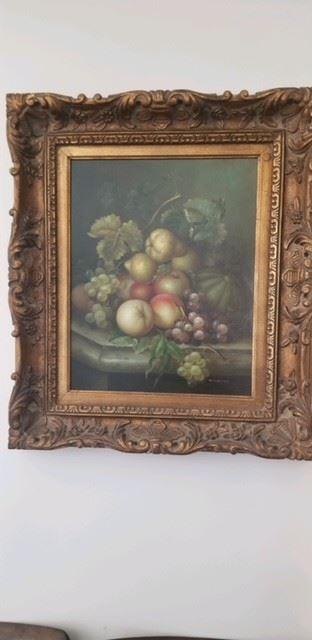Antique Artwork Amazing Frame  $250