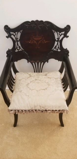 One of kind - Antique chair $175