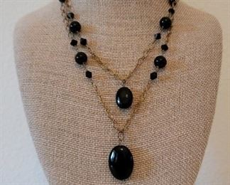 Women's Necklace Marked .925