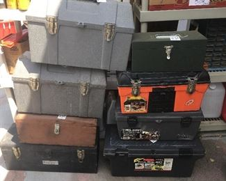 And tool boxes!! Including Kennedy boxes