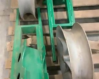 Located in: Carson City, NV MFG Greenlee Tugger Mounts **Sold as is Where is**