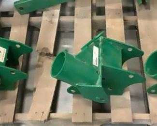 Located in: Carson City, NV MFG Greenlee Model 00871 Tugger Mounts **Sold as is Where is**