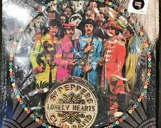 """https://www.ebay.com/itm/114745588782BM0104A THE BEATLES """"SGT PEPPERS LONELY HEARTS CLUB BAND """" LP SEAX11840 LIMIT ED"""