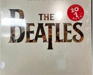 "https://www.ebay.com/itm/124658530852BM0106 THE BEATLES ""20 GREASTEST HITS"" LP WITH INNER SLEEVE SV-12245"
