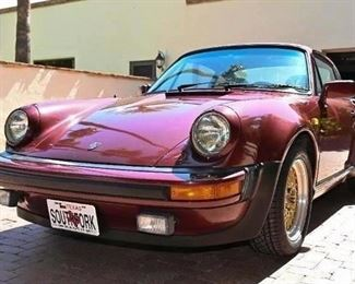 1983 Porsche 930 Turbo (Gray Market Vehicle)  47,447 miles. $110,000 - Serious buyers only. Cash or wire transfer only.