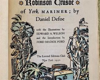 Detail Adventures of Robinson Crusoe