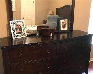Matching Dresser/Mirror