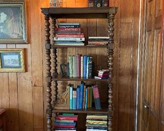 Nice books Bookcase or curio cabinet