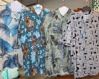 NICE men's clothes! Ralph Lauren, Columbia, etc.