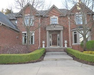SPECTACULAR 9000 SQ. FT HOME FILLED WITH GORGEOUS FURNISHINGS!