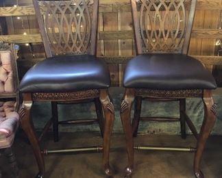 Over sized bar stools