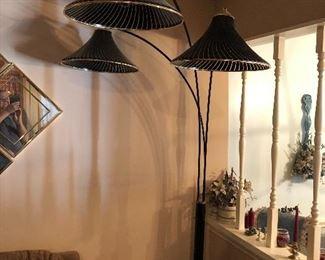 Trendy floor lamp