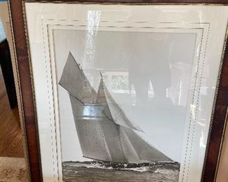 Second of the pair of sailing photos