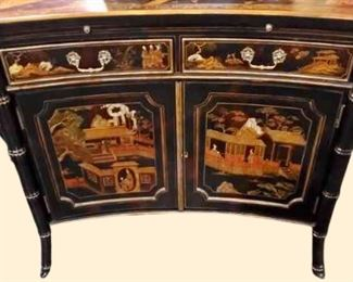 Chinoiserie Cabinet, Matiland Smith. Price $500.00