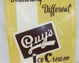 VIEW 2 OTHERSIDE GUYS ICE CREAM SIGN