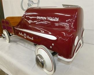 VIEW 2 FRONT VIEW PEDAL WAGON